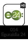 Eguraldia 24 HD