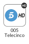 Telecinco HD
