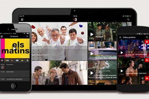 nova app TV3 2017