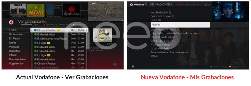 Nuevo TiVo 4K GRABACIONES