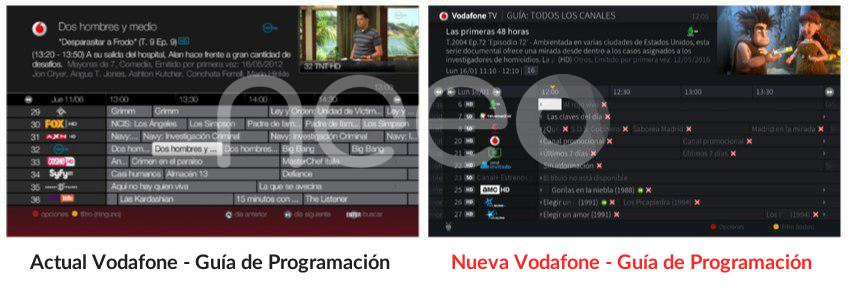 Nuevo TiVo 4K GUIA