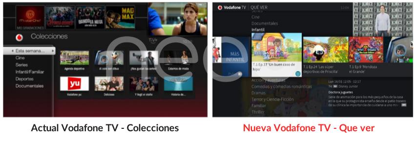 Nuevo TiVo 4K QUEVER