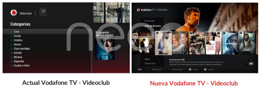 Nuevo TiVo 4K VIDEOCLUB
