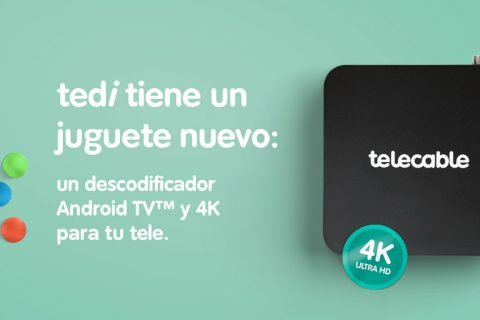 deco 4k tedi telecable