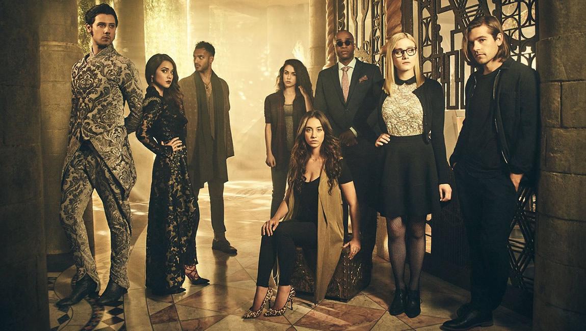 Resultado de imagen de the magicians tercera temporada