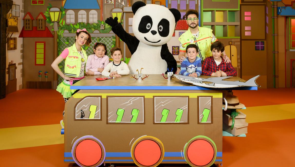 Canal Panda Estrena Este Sábado Panda Y La Ciudad De Cartón Neeo Todo Sobre Medios De Comunicación En España