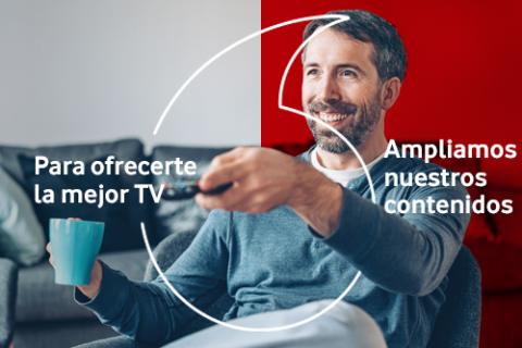 nuevo videoclub Vodafone TV