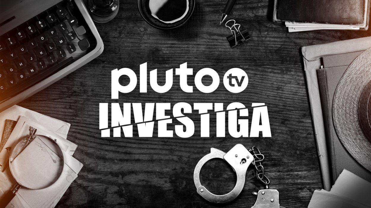 Pluto TV Investiga - logo