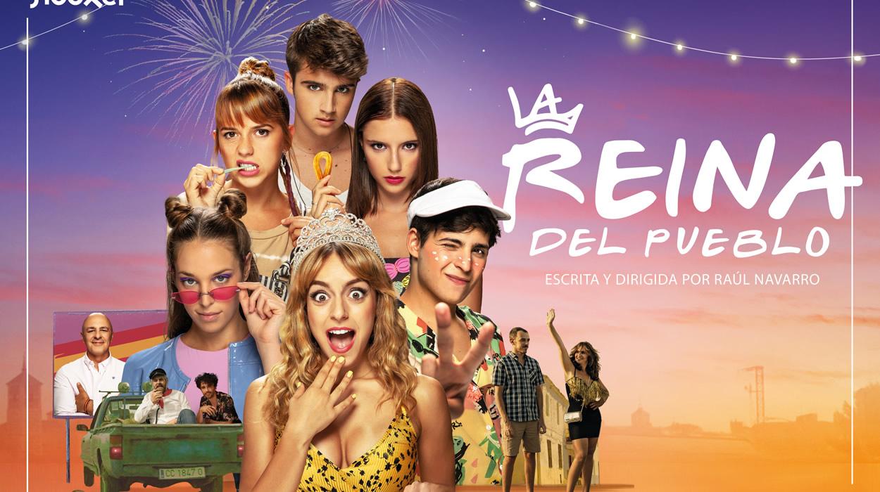 ATRESplayer PREMIUM estrenará proximamente la comedia de Flooxer, 'La reina del pueblo' - Neeo | Todo sobre medios de comunicación en España