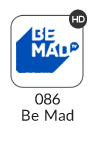 Be Mad HD